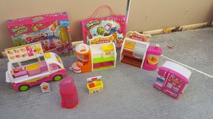 Shopkins various items for Sale in San Jose, CA