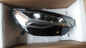 Passenger Right Full LED OEM Audi A6 S6 17 Headlight Lamp With Ballast M2250 for Sale in Riverside, IL
