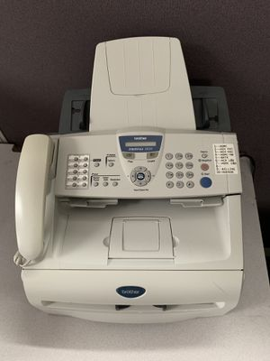 brother intellifax 2820 fax machine/printer for Sale in Akron, OH