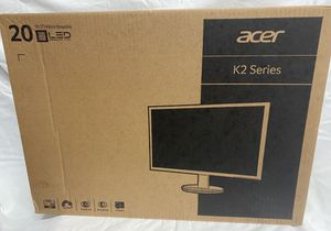 """New Acer 20"""" LED Computer Monitor for Sale in Lumberton, TX"""