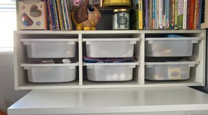 Shelf organizer small trofast for Sale in Whittier, CA