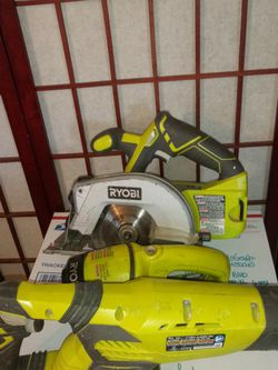 Ryobi Power Tools No Batteries for Sale in Shelbyville,  TN