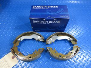 Sangsin Hyundai Elantra rear drum brake shoes #7238 for Sale in HALNDLE BCH, FL