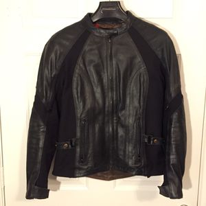 Street and Steel Leather Motorcycle Jacket for Sale in Lewisville, TX