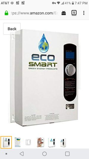 Eco smart 18 for Sale in Portland, OR