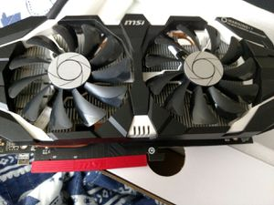Msi gtx 1060 6gb for Sale in Fairfax, VA