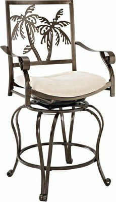 """🌴29"""" and 24"""" palm tree counter stool and Bar high.🌴 for Sale in Goodyear, AZ"""