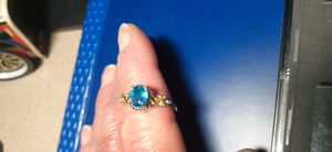 Topaz color ring for Sale in Post Falls, ID