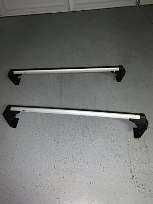 Oem mk6 Jetta roof rack bars for Sale in Winchester, CA
