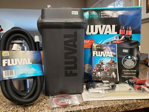 New In Box Fluval 406 Canister Filter for Sale in Phoenix, AZ