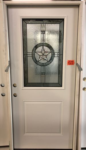 🖲🧭🖲🧭metal door Texas star ⭐️ for Sale in Forest Hill, TX