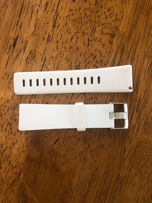 White Fitbit versa strap for Sale in Seattle, WA
