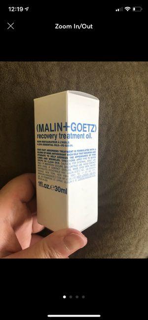 Malik Goetz Recovery treatment oil for Sale in Morgan Hill, CA