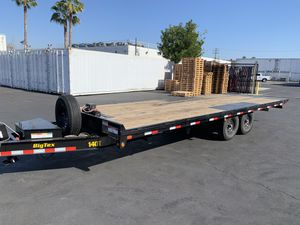 2019 bigtex flatbed trailer for Sale in Fullerton, CA