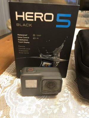 Gopro Hero 5 for Sale in Los Angeles, CA