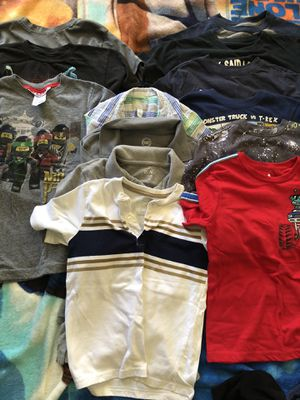 Boys clothes 5/6 t for Sale in San Diego, CA
