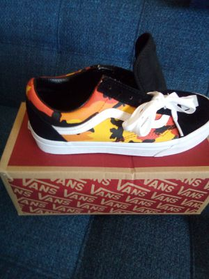 Vans size 5.0 for Sale in Lincoln Acres, CA