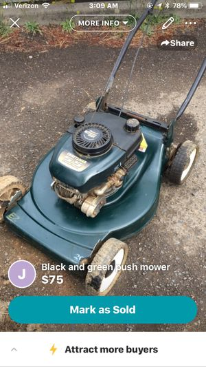 Craftsman Lawn Mower for Sale in Portland, OR