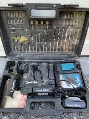 Makita Brushless Hammer Drill Set for Sale in Blue Ridge, VA