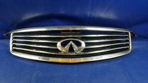 08-15 INFINITI EX35 QX50 FRONT BUMPER UPPER GRILLE W/ EMBLEM W/O CAMERA # 56906 for Sale in Fort Lauderdale, FL