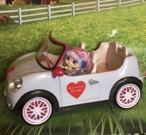 Lori Go Everywhere- Working am/fm radio- toy Car for Sale in Tampa, FL