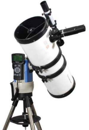 "6"" GPS Computer Controlled Reflector Telescope for Astrophotography for Sale in Lewisville, TX"