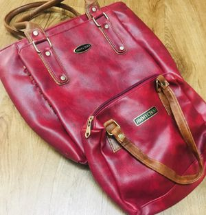 Ladies red bag for Sale in Garden Grove, CA