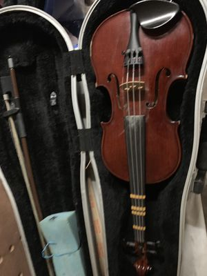Trombone and 1/8 violin .... both for 160 for Sale in Spring, TX