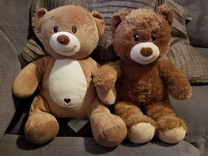 Build A Bear WorkShop Teddies for Sale in Humble, TX