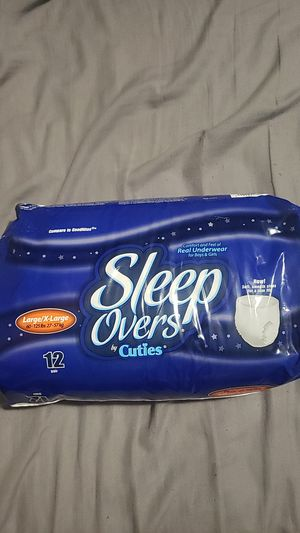 Sleep Overs Diapers XL for Sale in Orlando, FL