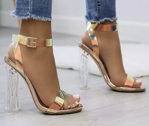 Clear Transparent Strappy High Heels for Sale in Covina, CA