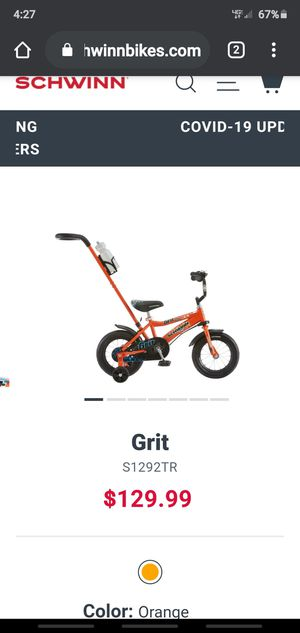 bicycle kids training wheels for Sale in San Diego, CA