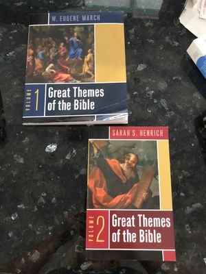 Great themes of the Bible vol 1/2 for Sale in Lexington, KY