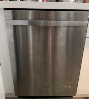 Whirlpool Gold Series Stainless Steel Dishwasher for Sale in Miramar, FL