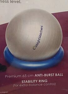 Stability ball & ring for Sale in Westlake, OH