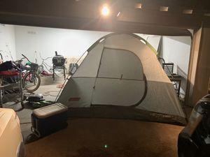 Coleman 10x10 HUGE 6 person tent 50$ for Sale in Phoenix, AZ