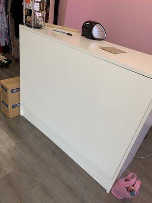 Retail Counter with shelves for Sale in Laurel, MD