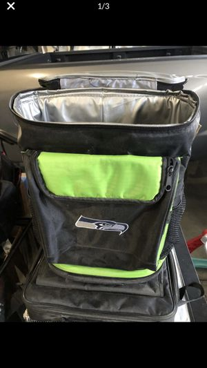 Seattle Seahawks backpack cooler for Sale in Maple Valley, WA