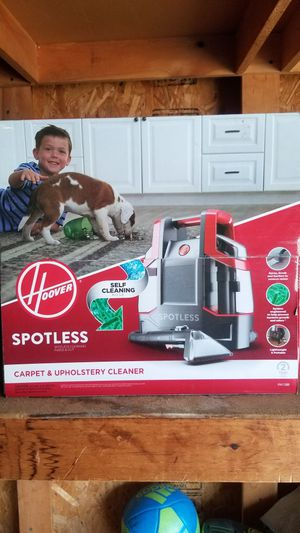 Hoover Upholstery Cleaner for Sale in Chantilly, VA