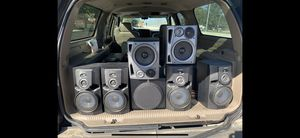 Home theatre system with sub for Sale in Sandy, UT