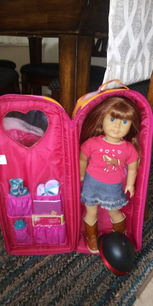 American Girl doll travel kit extra clothing for Sale in Lafayette, LA