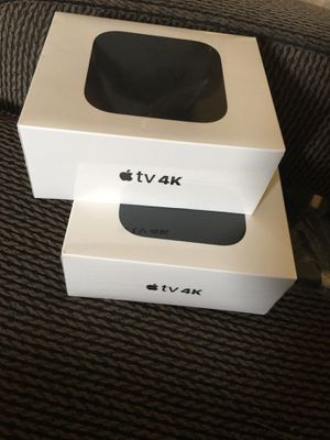 Tv 4K apple box for Sale in Indianapolis, IN