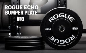 ROGUE ECHO BUMPER PLATES V2 (340lbs) for Sale in Seattle, WA