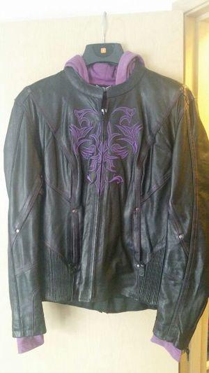 Wilson Leather Jacket for Sale in Seattle, WA
