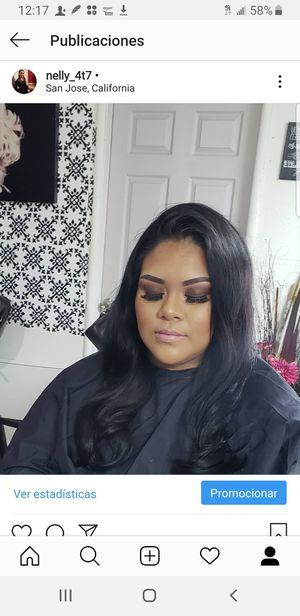 Maquillaje peinados para cualquier ocasion llamar para preguntar precio se for Sale in Campbell, CA