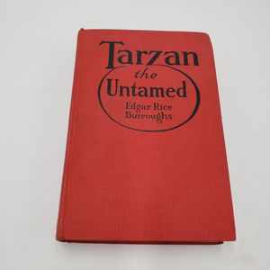 Tarzan The Untamed by Edgar Rice Burroughs for Sale in Aurora, CO
