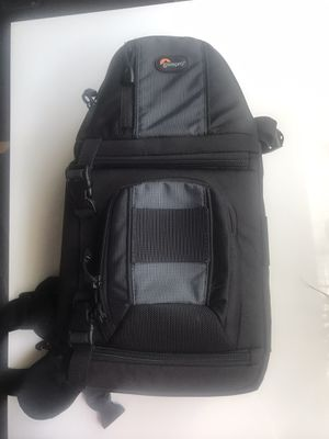 Lowepro sling camera backpack for Sale in Aurora, IL