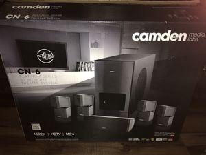 Camden Media Lab Home Theater System/Surround Sound for Sale in Nashville, TN