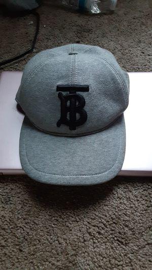 Burberry TB Monogram Jersey Baseball Cap for Sale in Alexandria, VA