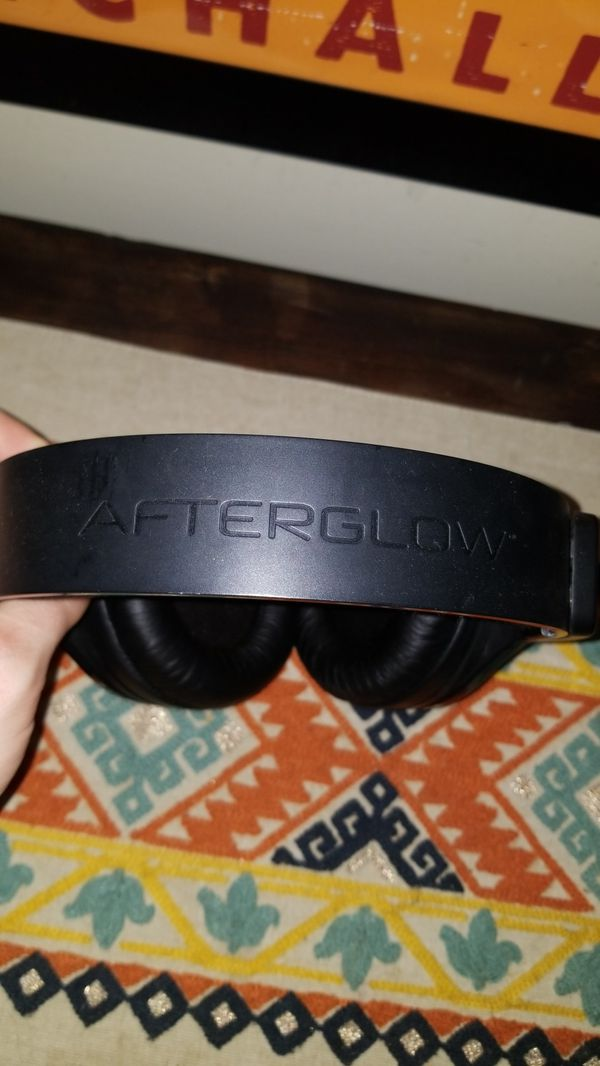 Afterglow USB gaming headphones